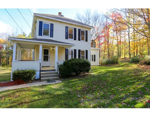 Casa Unifamiliar por un Venta en 62 Cottage Lane 62 Cottage Lane Templeton, Massachusetts 01468 Estados Unidos