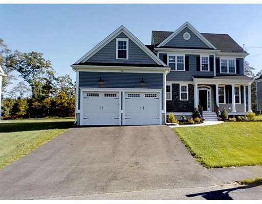 Single Family Home for Sale at 180 Downing Drive 180 Downing Drive Attleboro, Massachusetts 02703 United States