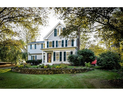 Single Family Home for Sale at 1 Coolidge Street 1 Coolidge Street Sherborn, Massachusetts 01770 United States