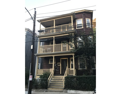 Multi-Family Home for Sale at 70 Line Street 70 Line Street Somerville, Massachusetts 02143 United States