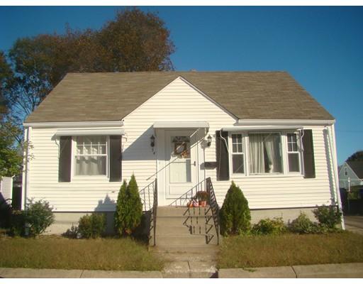 Single Family Home for Sale at 54 Chaplin Street 54 Chaplin Street Pawtucket, Rhode Island 02861 United States
