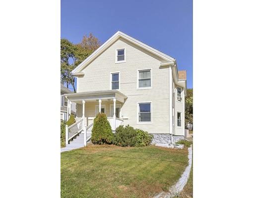 متعددة للعائلات الرئيسية للـ Sale في 33 Sawyer Street 33 Sawyer Street Haverhill, Massachusetts 01830 United States