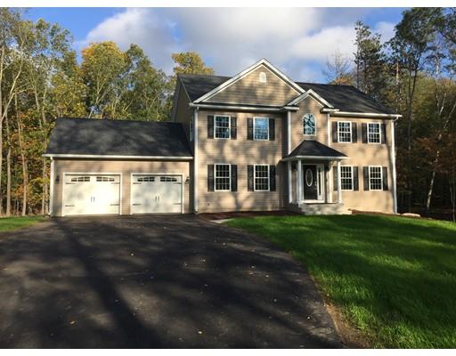 Maison unifamiliale pour l Vente à 274 Mountain Road 274 Mountain Road Hampden, Massachusetts 01036 États-Unis
