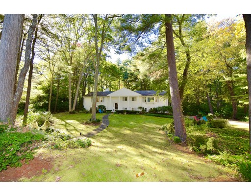Single Family Home for Sale at 3 Mohawk Road 3 Mohawk Road Canton, Massachusetts 02021 United States