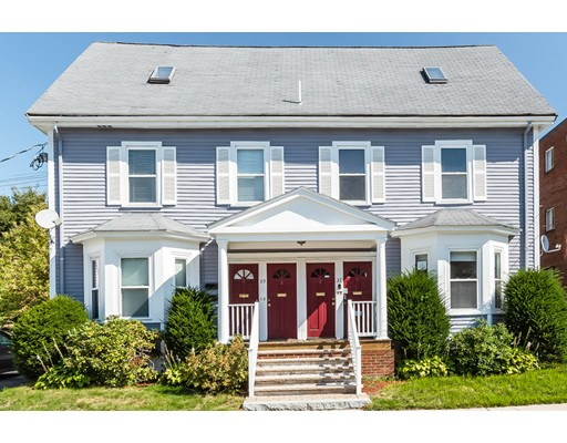 Кондоминиум для того Продажа на 37 Homer Avenue 37 Homer Avenue Cambridge, Массачусетс 02138 Соединенные Штаты