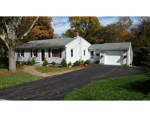 Single Family Home for Sale at 14 Winslow Road 14 Winslow Road Sharon, Massachusetts 02067 United States