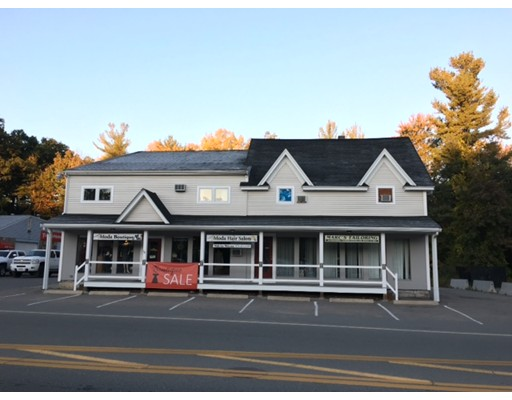 Commercial for Sale at 1177 Central Street 1177 Central Street Leominster, Massachusetts 01453 United States