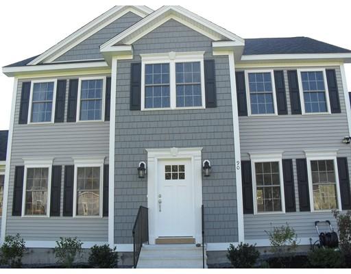 Частный односемейный дом для того Продажа на 6 North Common Road 6 North Common Road Westminster, Массачусетс 01473 Соединенные Штаты