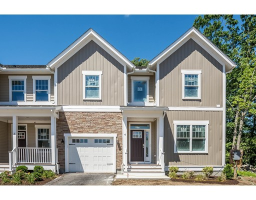 Condominium for Sale at 100 Baldwin Avenue 100 Baldwin Avenue Woburn, Massachusetts 01801 United States