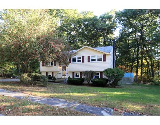 独户住宅 为 销售 在 22 Ferren Drive 22 Ferren Drive Billerica, 马萨诸塞州 01821 美国