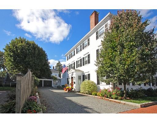 Casa Unifamiliar por un Venta en 82 Middle Street 82 Middle Street Newburyport, Massachusetts 01950 Estados Unidos