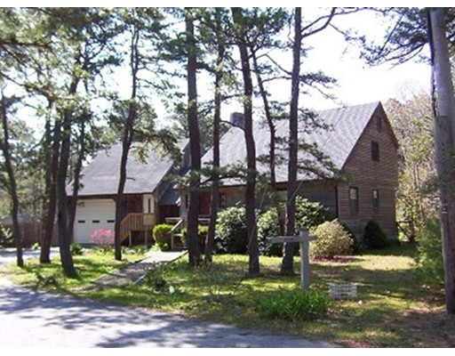 Single Family Home for Sale at 104 Fresh Brook Lane 104 Fresh Brook Lane Wellfleet, Massachusetts 02667 United States