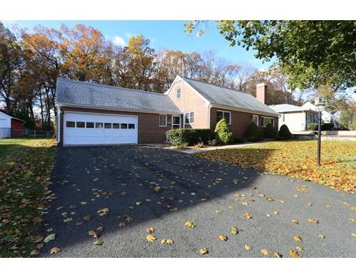 Single Family Home for Sale at 69 Oak Hill Avenue 69 Oak Hill Avenue Agawam, Massachusetts 01001 United States