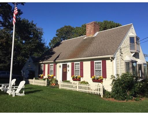 Частный односемейный дом для того Продажа на 42 Hall Street 42 Hall Street Dennis, Массачусетс 02638 Соединенные Штаты