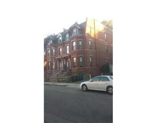 Multi-Family Home for Sale at 33 Moreland Street 33 Moreland Street Boston, Massachusetts 02119 United States