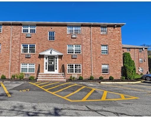 Condominium for Sale at 7 Colonial Village 7 Colonial Village Arlington, Massachusetts 02474 United States