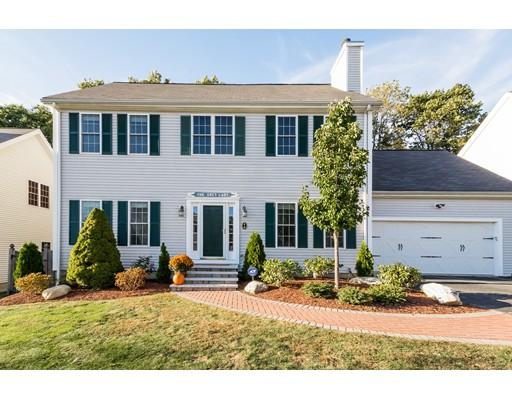 Casa Unifamiliar por un Venta en 6 Saffron Drive Worcester, Massachusetts 01605 Estados Unidos