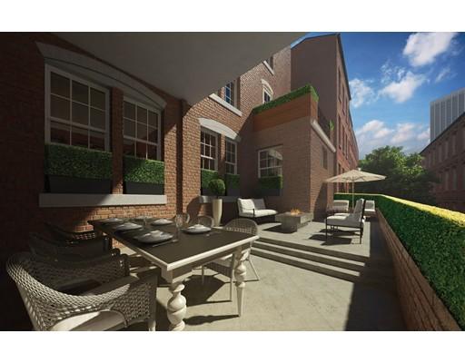 Appartement en copropriété pour l Vente à 41 Mount Vernon Street 41 Mount Vernon Street Boston, Massachusetts 02108 États-Unis