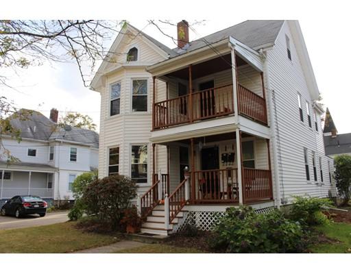 Casa Unifamiliar por un Alquiler en 9 Grant Street Natick, Massachusetts 01760 Estados Unidos