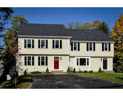Casa para uma família para Venda às 7 WESTVIEW Road 7 WESTVIEW Road Natick, Massachusetts 01760 Estados Unidos