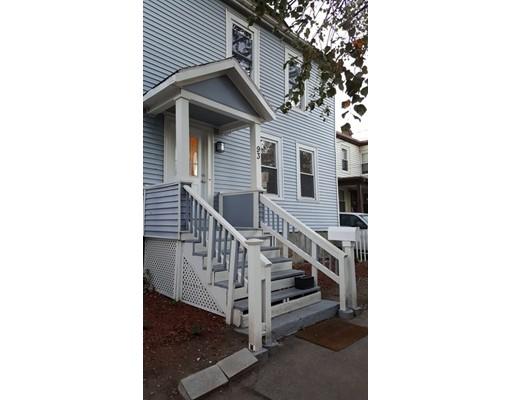 Appartement pour l à louer à 93 Allerton Street #1 93 Allerton Street #1 Lynn, Massachusetts 01904 États-Unis