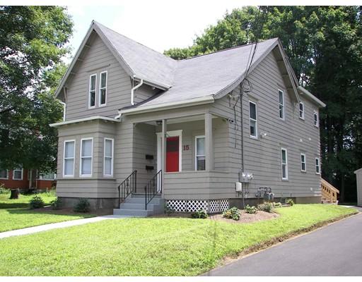 Single Family Home for Rent at 15 Corbin Street 15 Corbin Street Franklin, Massachusetts 02038 United States