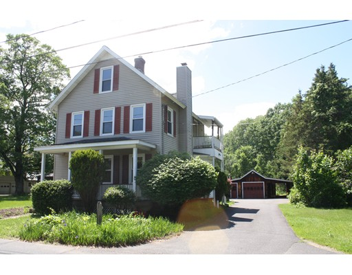 Single Family Home for Sale at 86 Meridian Street 86 Meridian Street Greenfield, Massachusetts 01301 United States