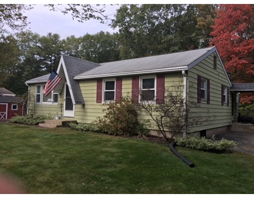 Single Family Home for Sale at 6 Harvey Lane Stafford, Connecticut 06076 United States