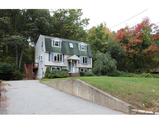 独户住宅 为 销售 在 48 Rosewood Avenue 48 Rosewood Avenue Billerica, 马萨诸塞州 01821 美国
