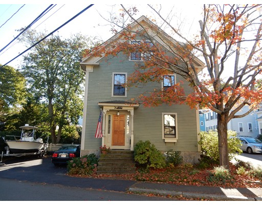 Single Family Home for Rent at 38 Elm Marblehead, Massachusetts 01945 United States