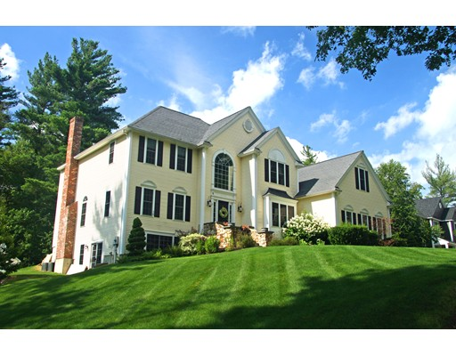 Single Family Home for Sale at 6 Leeds Way Southborough, Massachusetts 01772 United States