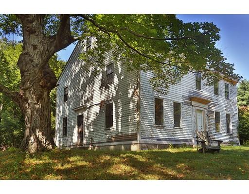 Casa Unifamiliar por un Venta en 82 Baldpate Road 82 Baldpate Road Boxford, Massachusetts 01921 Estados Unidos