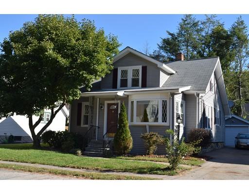 Maison unifamiliale pour l Vente à 72 Glendale Street 72 Glendale Street Worcester, Massachusetts 01602 États-Unis