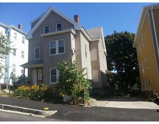 Maison avec plusieurs logements pour l Vente à 16 Merrifield Street 16 Merrifield Street Worcester, Massachusetts 01605 États-Unis