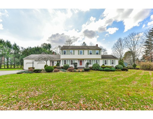 Single Family Home for Sale at 61 Whittier Road 61 Whittier Road Milton, Massachusetts 02186 United States