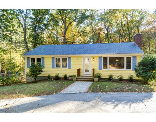 Single Family Home for Sale at 684 Burroughs Road 684 Burroughs Road Boxborough, Massachusetts 01719 United States