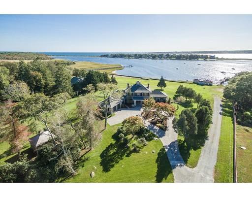 واحد منزل الأسرة للـ Sale في 30 Sippican Lane 30 Sippican Lane Marion, Massachusetts 02738 United States
