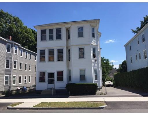 Maison avec plusieurs logements pour l Vente à 70 Hamilton Street 70 Hamilton Street Worcester, Massachusetts 01604 États-Unis