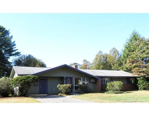 独户住宅 为 销售 在 6 Arbetter Drive 6 Arbetter Drive 弗雷明汉, 马萨诸塞州 01701 美国