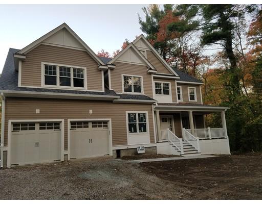 Casa Unifamiliar por un Venta en 4 Haven Terrace 4 Haven Terrace Dover, Massachusetts 02030 Estados Unidos