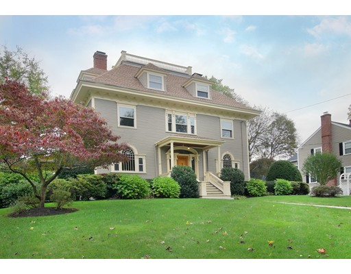 Single Family Home for Sale at 27 Lincoln Street Melrose, Massachusetts 02176 United States