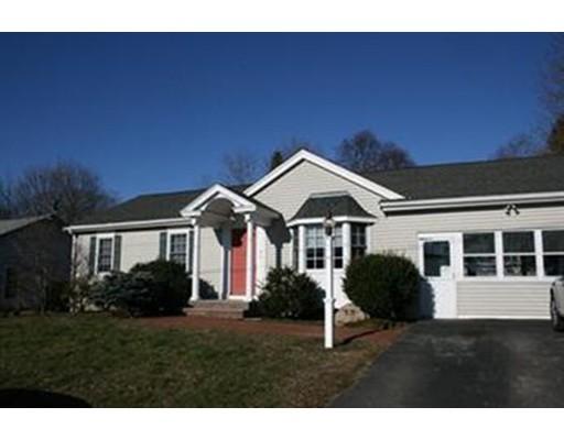 Maison unifamiliale pour l à louer à 13 TRUDY TERRACE #1 13 TRUDY TERRACE #1 Canton, Massachusetts 02021 États-Unis