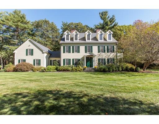 Casa Unifamiliar por un Venta en 9 Francis Street 9 Francis Street Dover, Massachusetts 02030 Estados Unidos