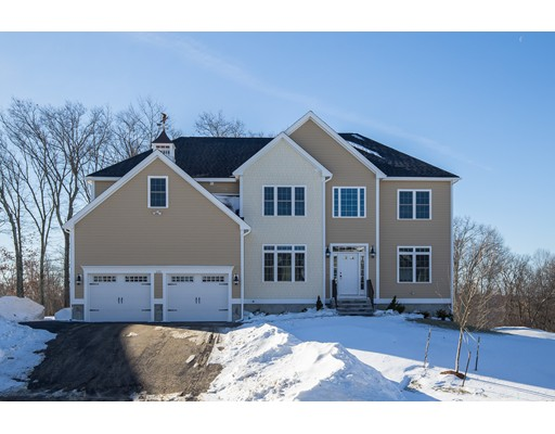 Single Family Home for Sale at 133 Magill Drive 133 Magill Drive Grafton, Massachusetts 01519 United States