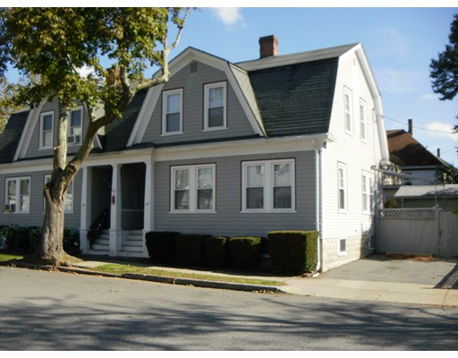 تاون هاوس للـ Rent في 182 Brownell St #1 182 Brownell St #1 New Bedford, Massachusetts 02740 United States