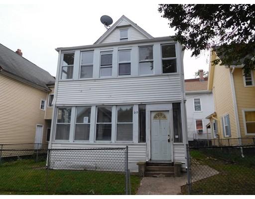 متعددة للعائلات الرئيسية للـ Sale في 210 Suffolk Street 210 Suffolk Street Holyoke, Massachusetts 01040 United States