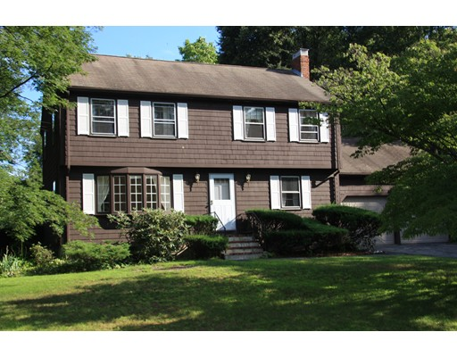 Single Family Home for Rent at 20 Adin Drive 20 Adin Drive Concord, Massachusetts 01742 United States
