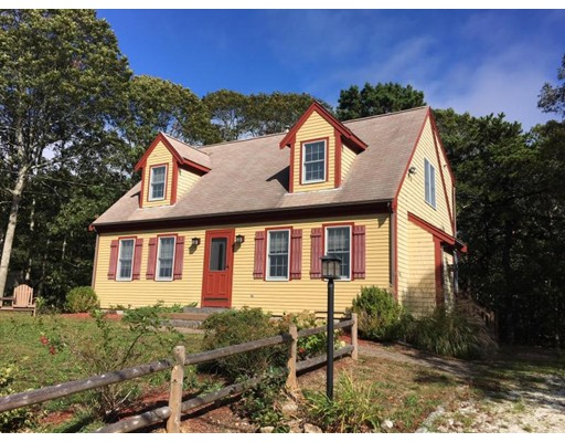 Single Family Home for Sale at 440 Campground Road 440 Campground Road Eastham, Massachusetts 02642 United States