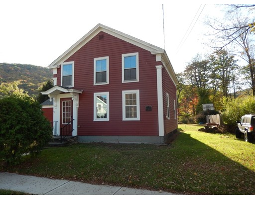 Single Family Home for Sale at 9 Maple Street 9 Maple Street Chester, Massachusetts 01011 United States