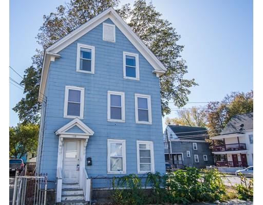 多户住宅 为 销售 在 119 Andover Street Lawrence, 01843 美国